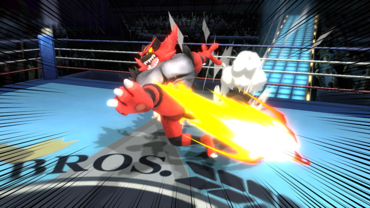 Featured image for How Incineroar in Smash Bros. Embodies Japanese Pro Wrestling