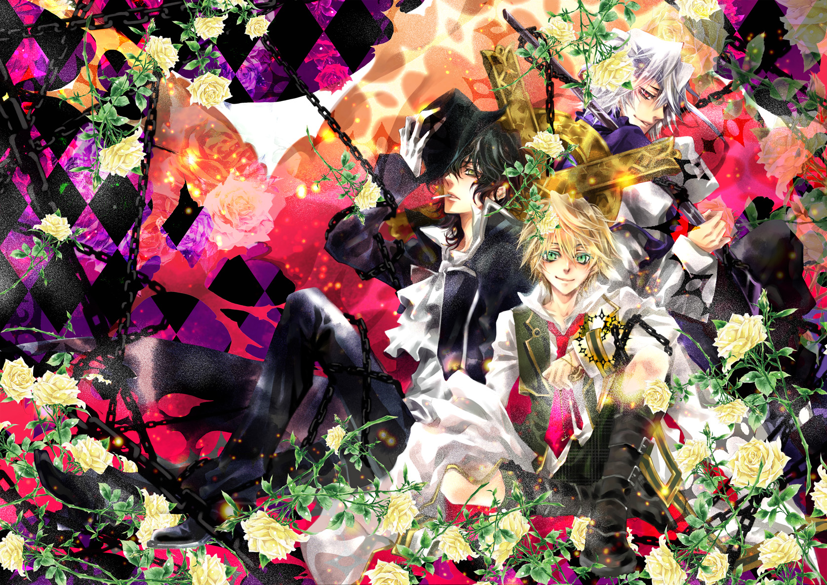 Featured image for Pandora Hearts and the Permanence of Disabilities