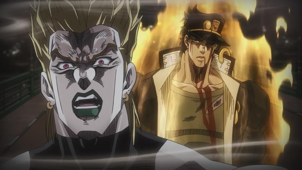Featured image for JoJo's Bizarre Adventure: Stardust Crusaders Review