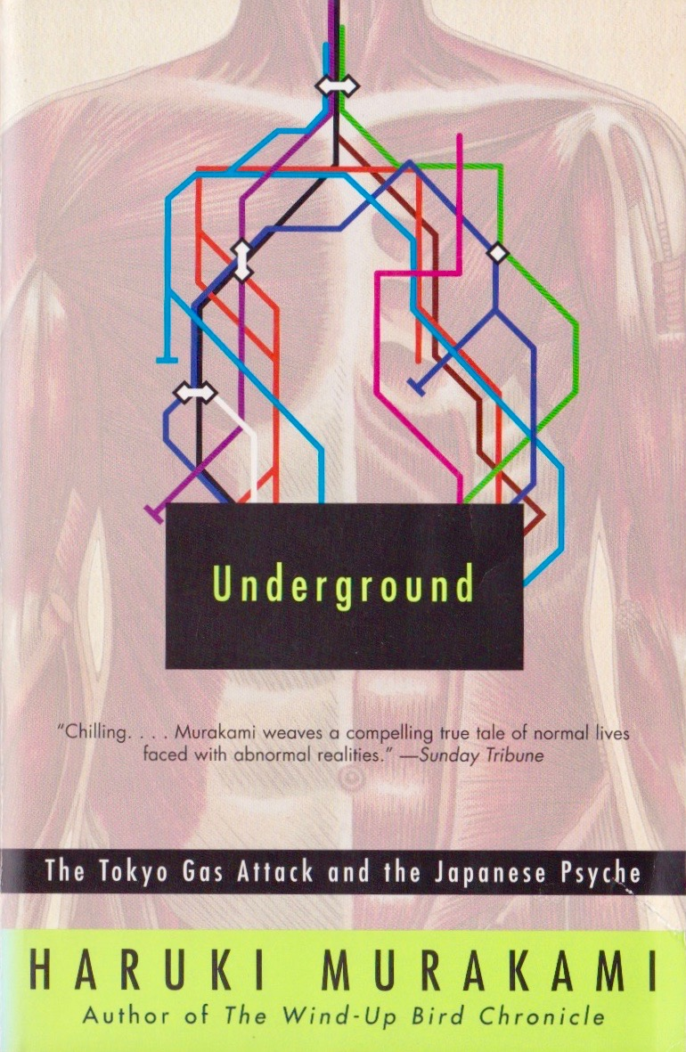 Featured image for Underground: Haruki Murakami