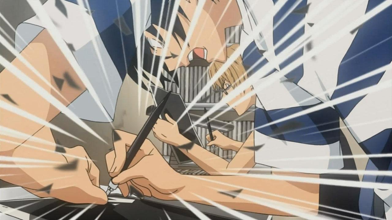 Featured image for Bakuman Episode 5