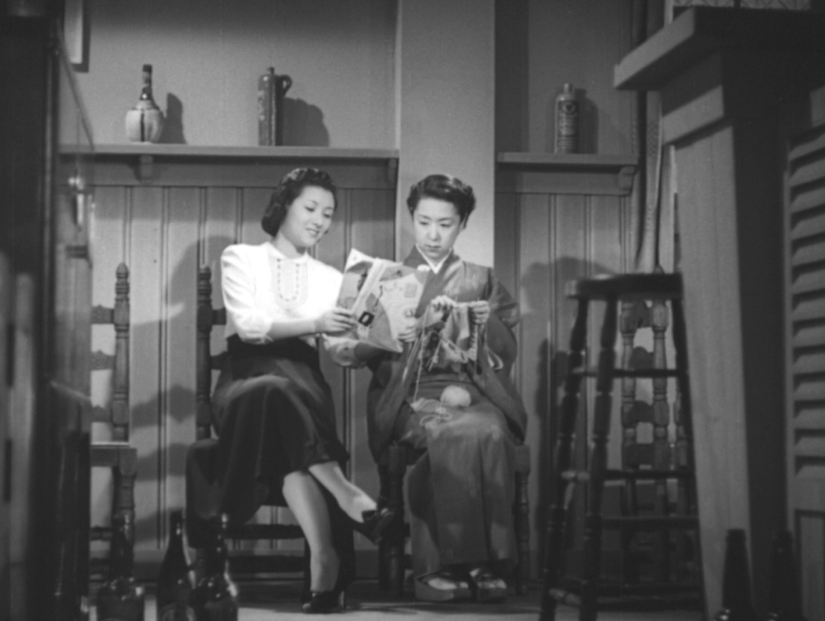 Featured image for The Munekata Sisters (宗方姉妹, Yasujiro Ozu, 1950)