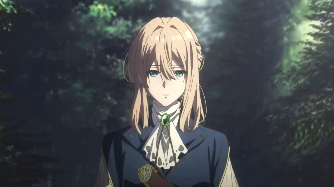 Featured image for Violet Evergarden: The 13 Episodes of Grief