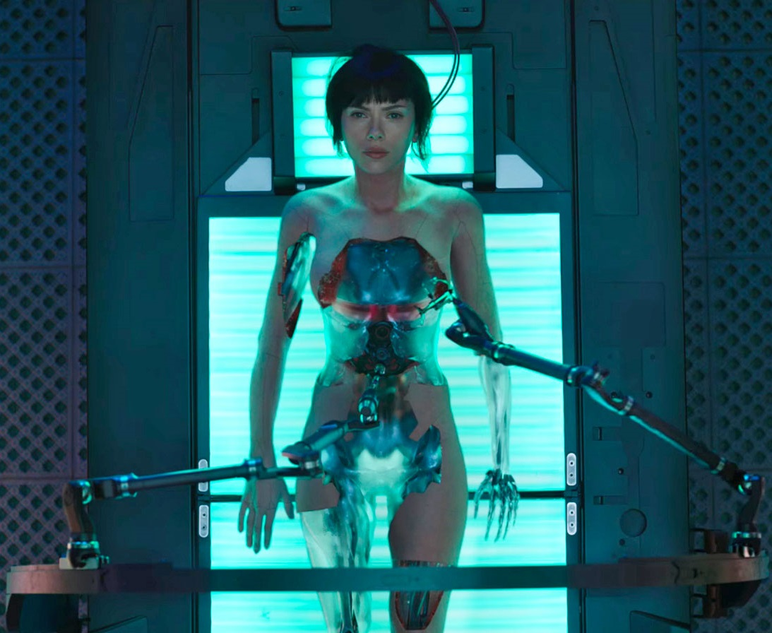 Featured image for 41. The Imperial Fantasia of Ghost in the Shell