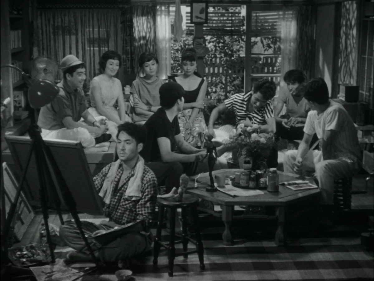Featured image for Temptation (誘惑, Ko Nakahira, 1957)