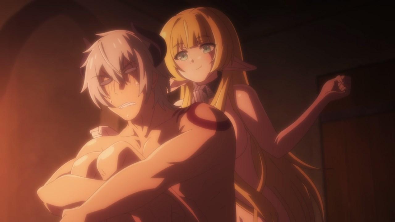 Featured image for Isekai Maou to Shoukan Shoujo no Dorei Majutsu Ω Episode #02