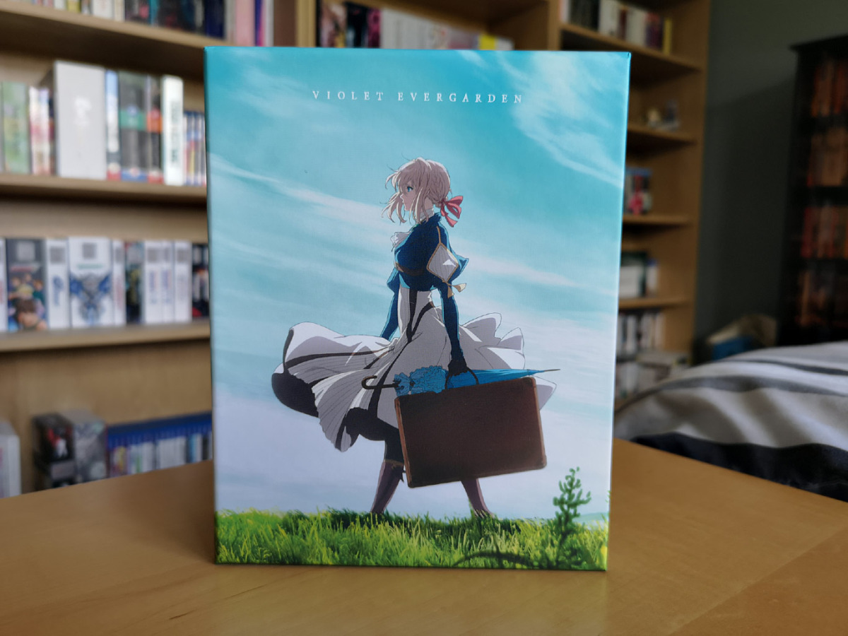 Featured image for Violet Evergarden (Collector's Edition Blu-ray) Unboxing