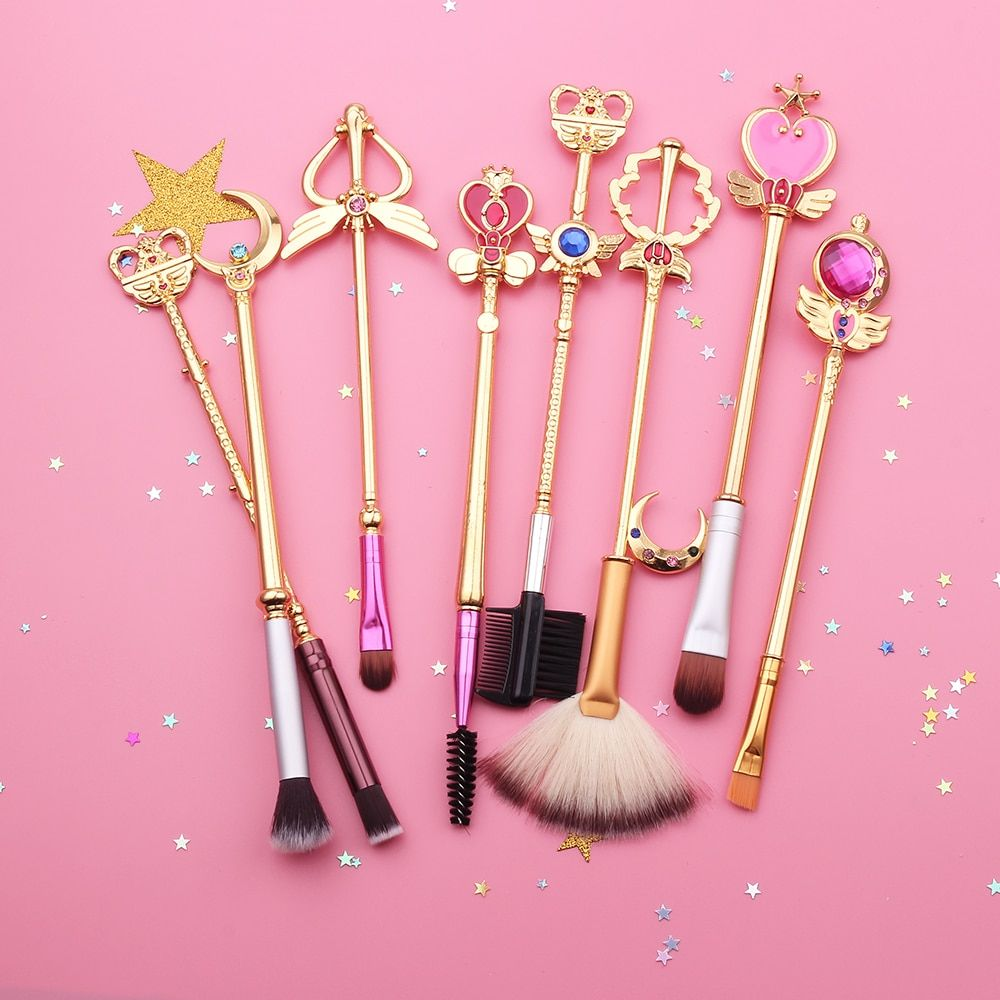 Featured image for Anime Make-Up Brushes