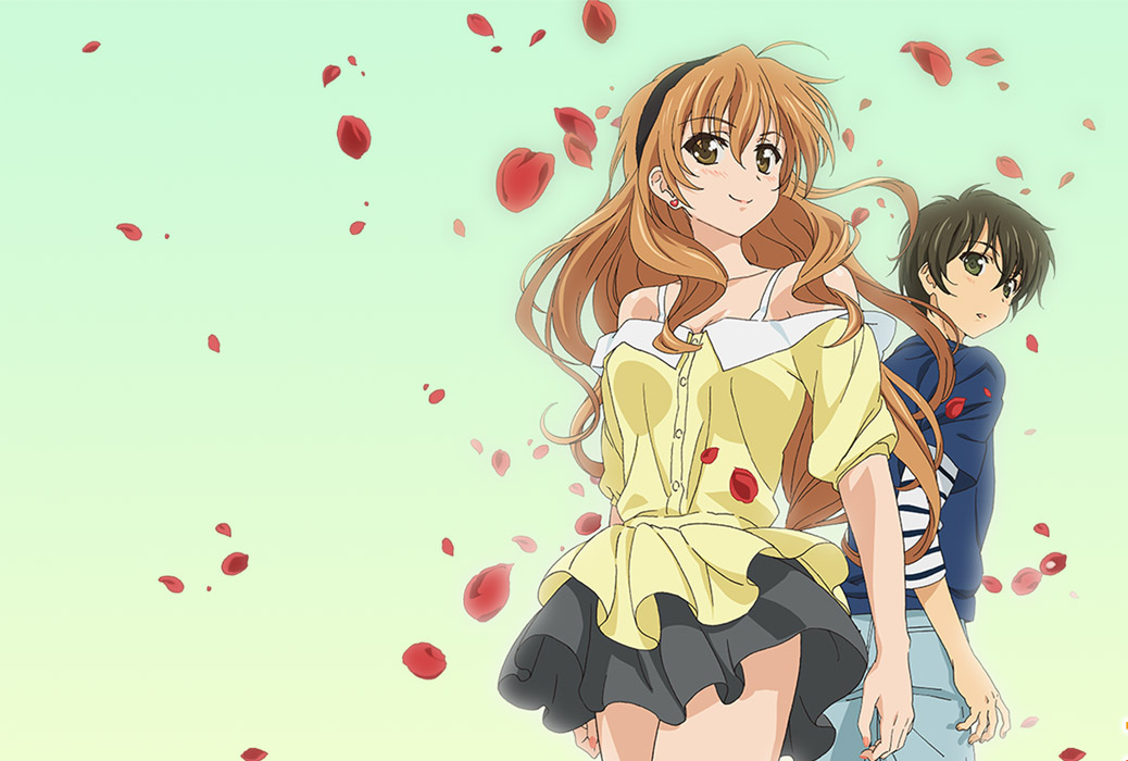 Featured image for Golden Time – Anime Review