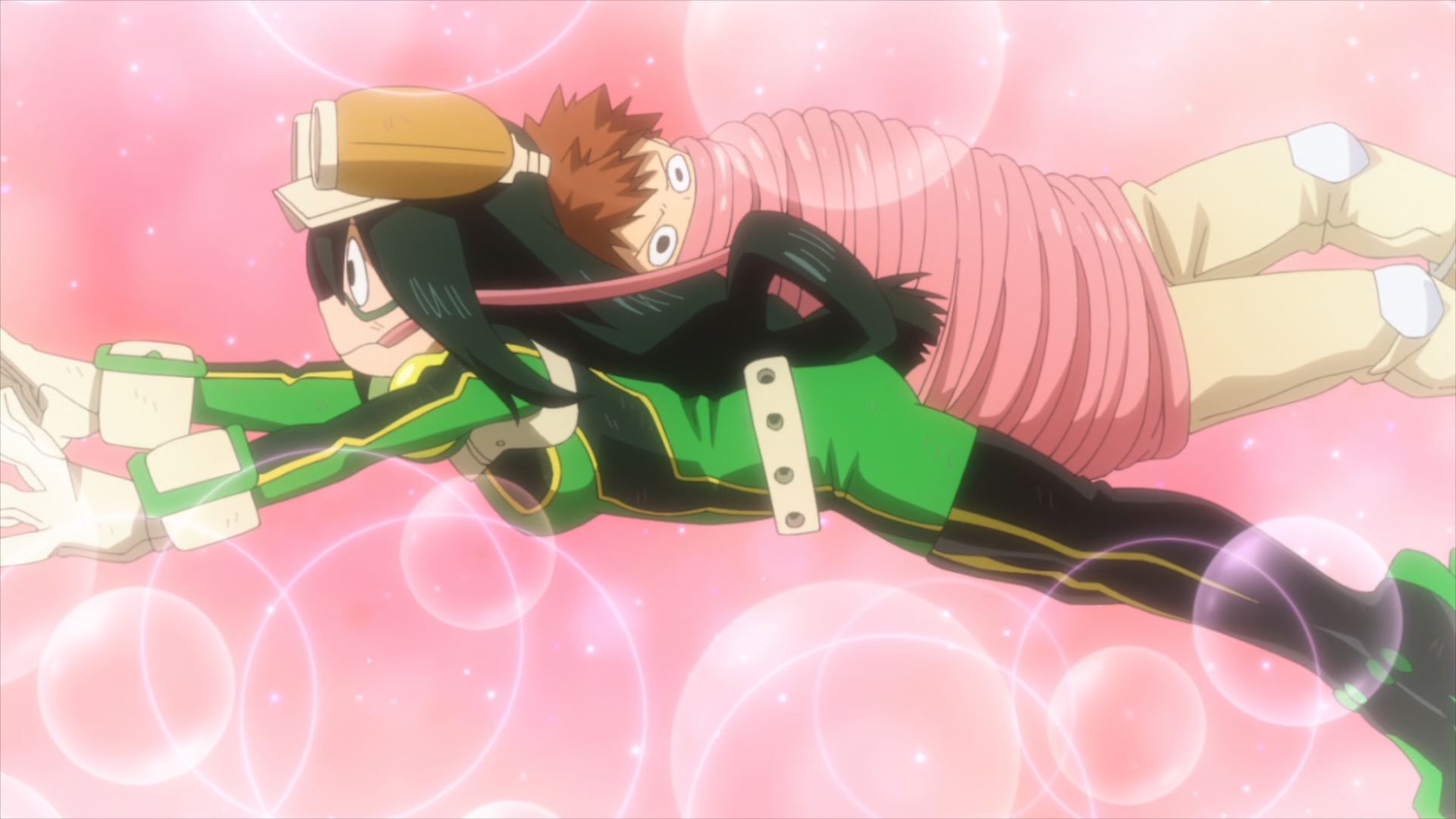 Featured image for Boku no Hero Academia S5 – 04