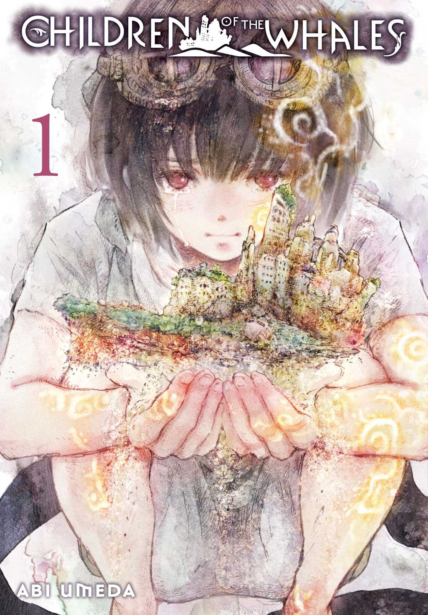 Featured image for Today's Tub Manga: Children of the Whales (volume 1)