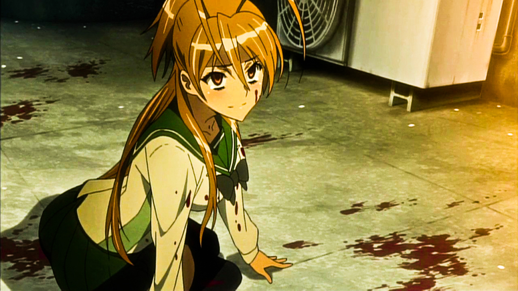 Featured image for Highschool of the Dead, the beginning deculture!