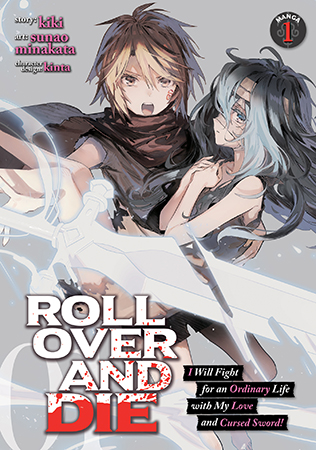Background image for Roll Over And Die (Manga) Vol 1 Review