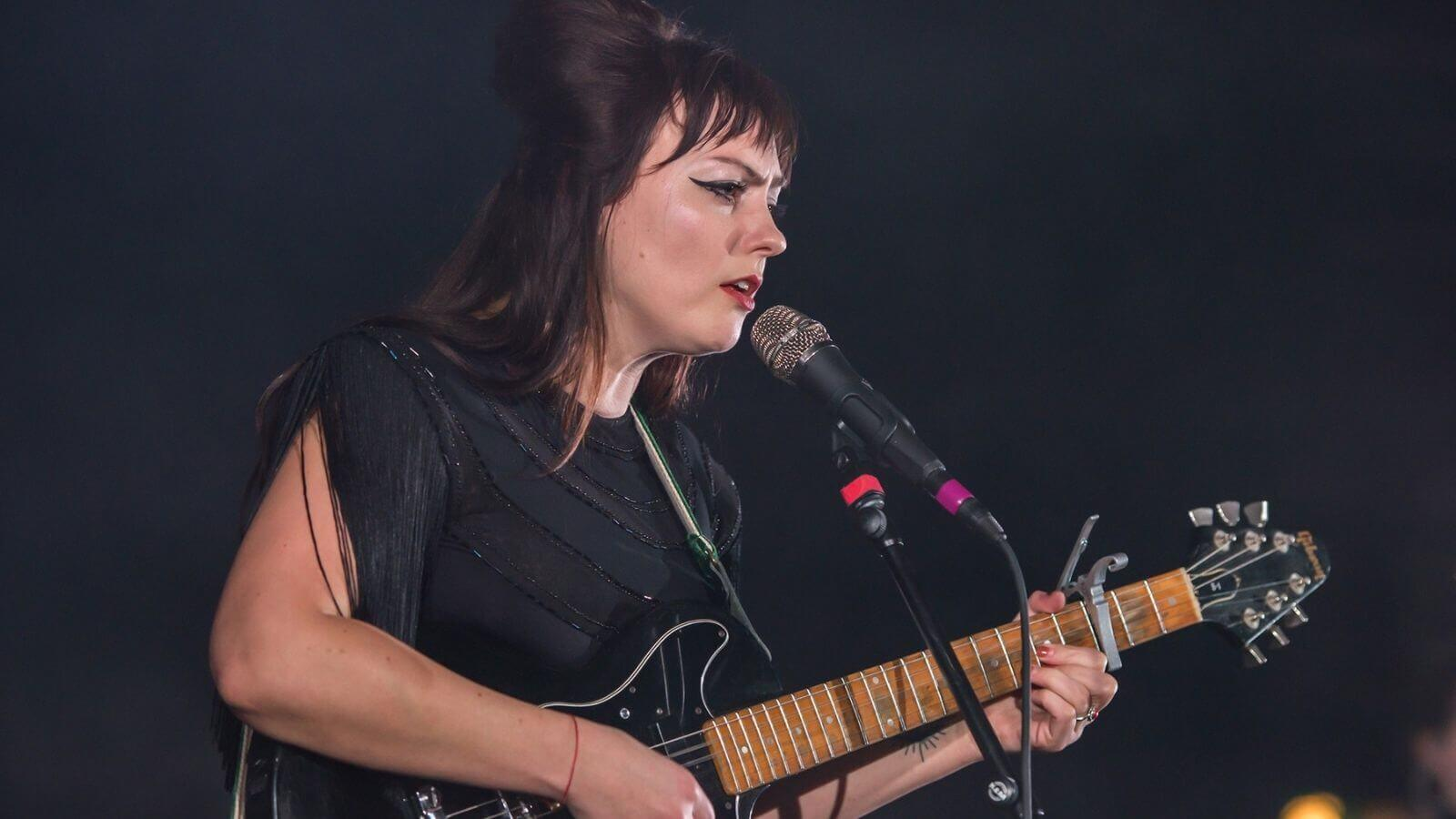 Background image for Angel Olsen Confirms She Is Gay In Her New Instagram Post
