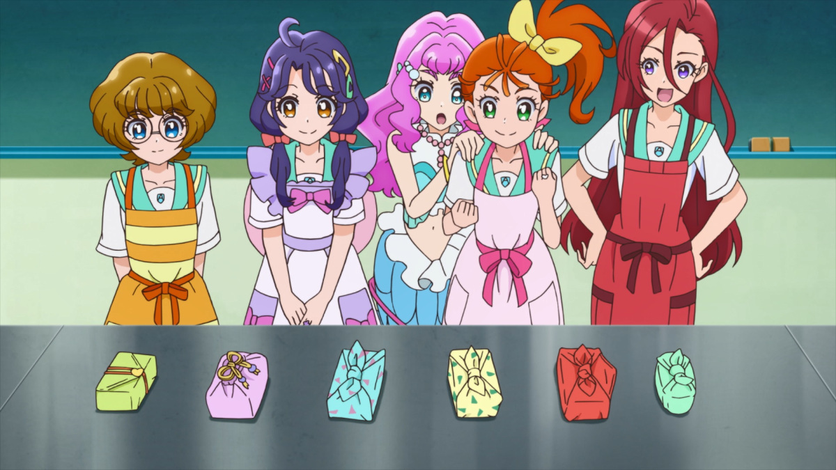 Featured image for Tropical-Rouge! PreCure Episode 8: Lunch Boxes