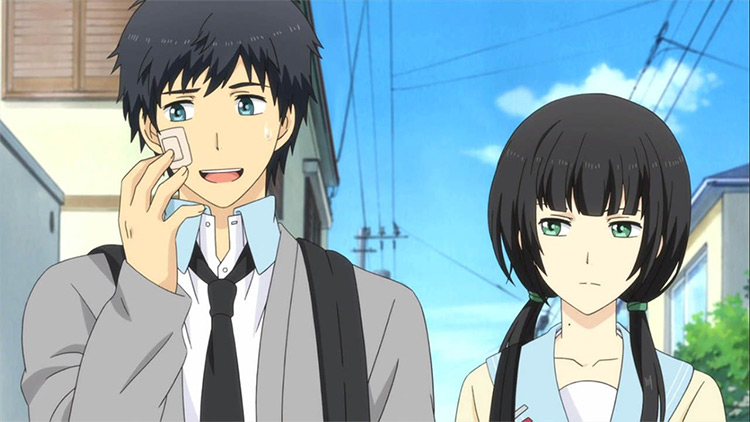 Featured image for ReLife: 'Your Name' fans, eat your hearts out