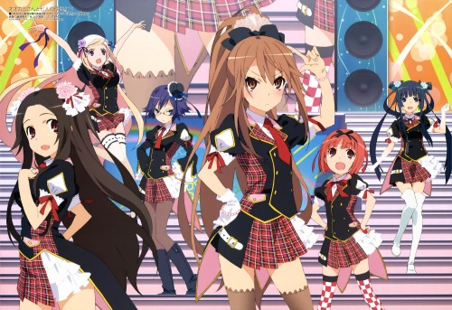 Featured image for Okamisan and Her Seven Companions