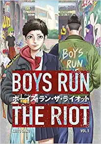 Featured image for Boys Run the Riot