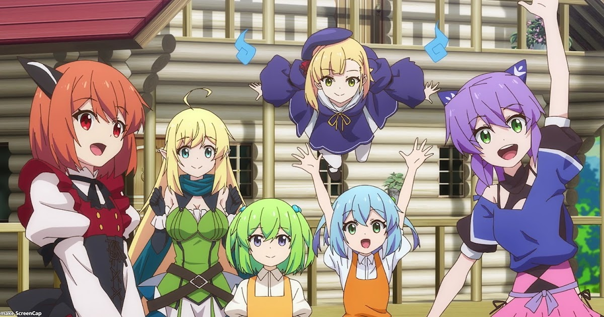 Featured image for Slime Taoshite 300-nen - Episode 2 - Laika Starts Cooking Fire