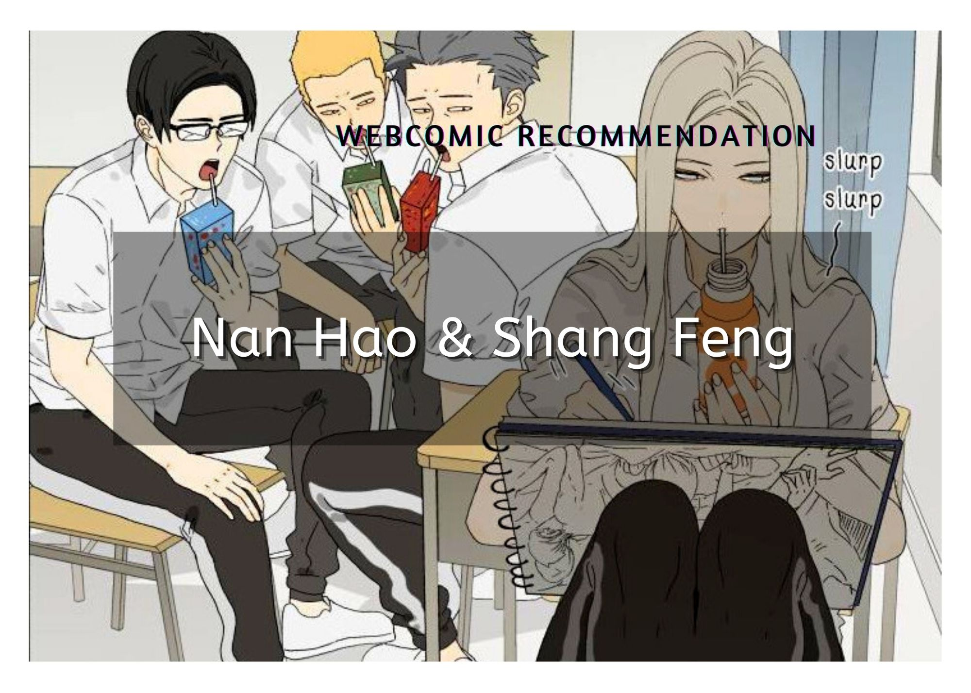 Featured image for Nan Hao & Shang Feng – Webcomic Recommendation