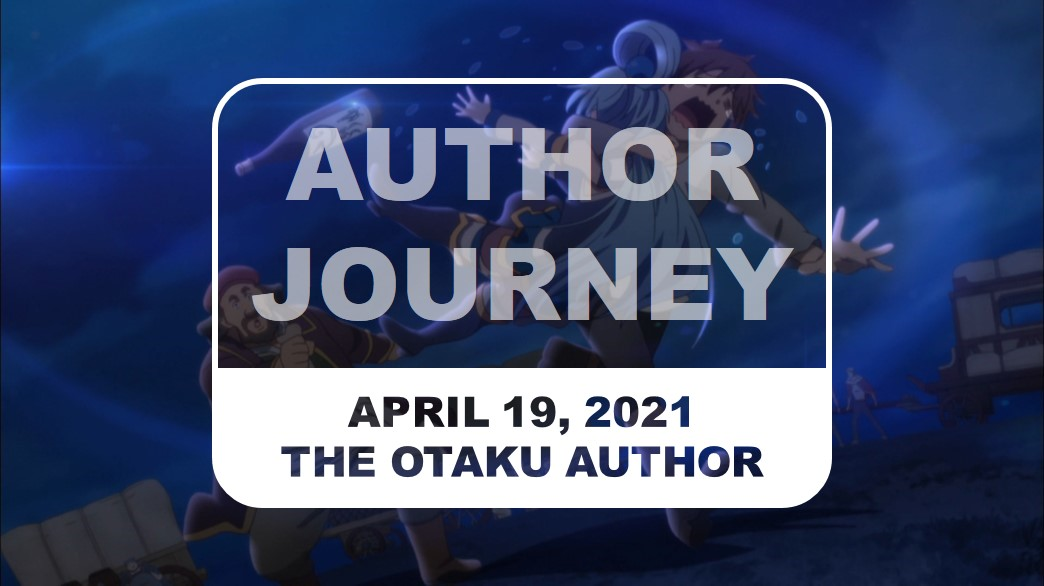 Featured image for Author Journey (April 19, 2021)