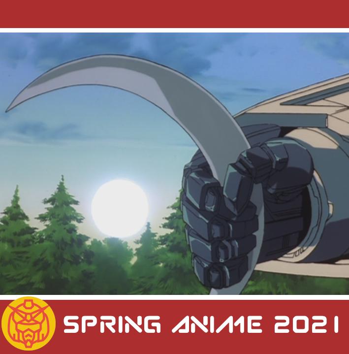 Featured image for Weekly Seasonal Watches: Spring 2021 Anime Season Week 2