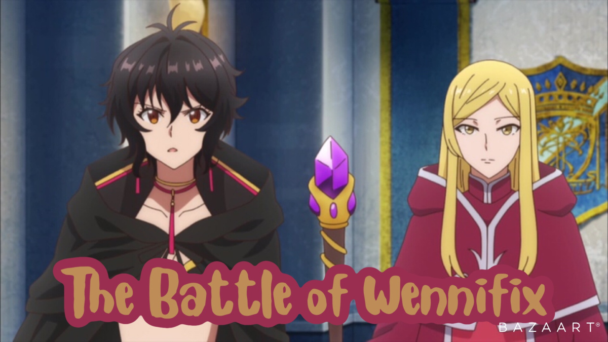 Featured image for The Battle of Wennifix (Isekai Cheat Magician Episodes 9 & 10 Review)