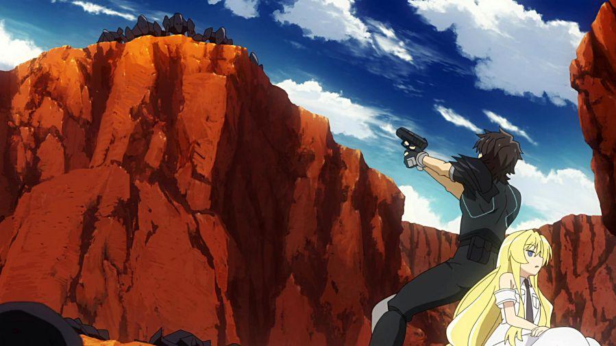 Featured image for Sentouin, Hakenshimasu! Episode 1 Gallery