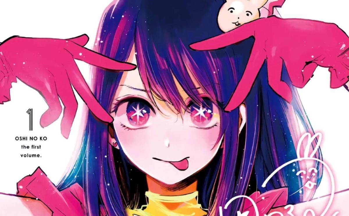 Featured image for The Manga Shelf: OSHI NO KO and the Dark Side of Fame