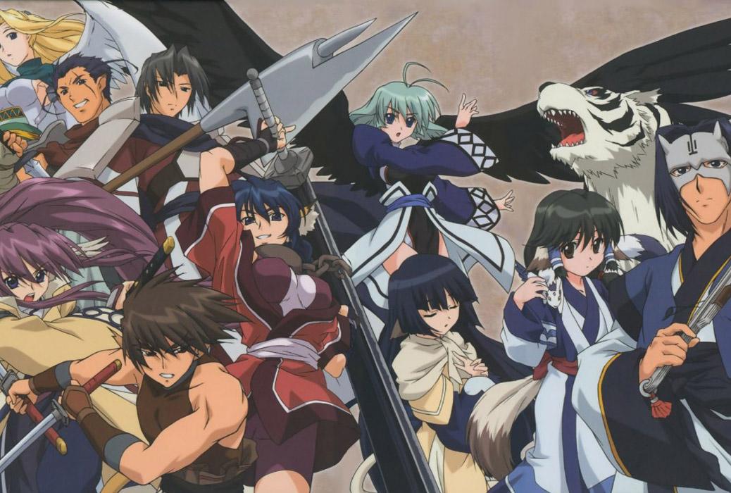 Featured image for Utawarerumono – Anime Review