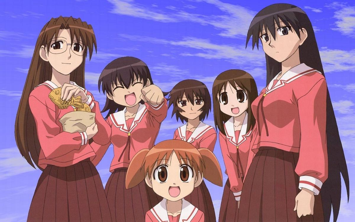 Featured image for Ani-Gamers Podcast #157 – Have the Kids Heard of Azumanga Daioh?! with Wah