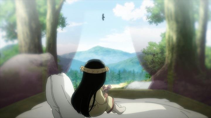 Featured image for Fumetsu no Anata e – 02 [A Rambunctious Girl]