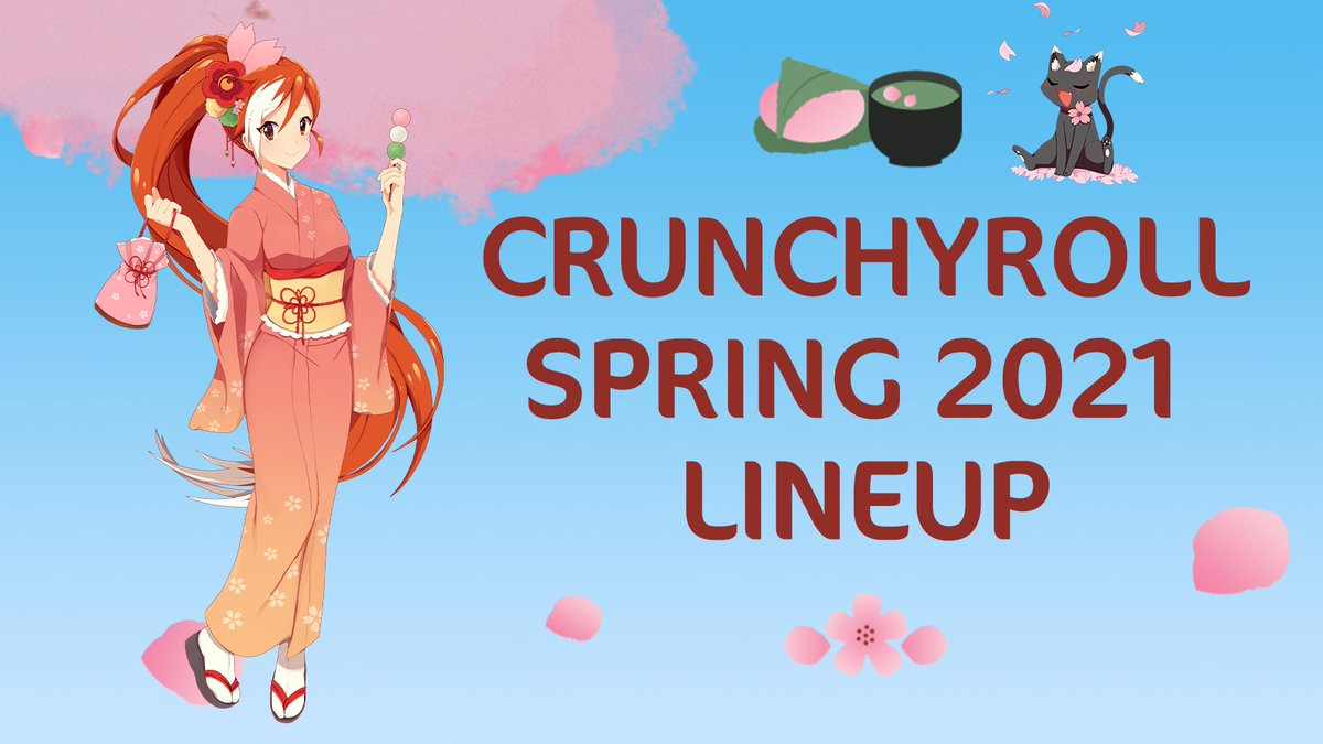 Featured image for So many interesting new Anime on Crunchyroll lately