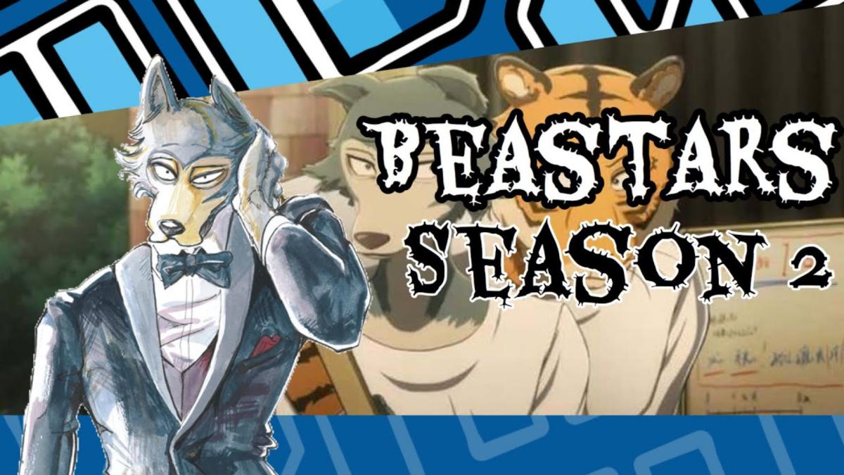 Featured image for Beastars Season 2 [Animé review]