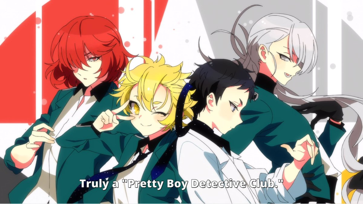 Featured image for Spring 2021 First Impressions – Pretty Boy Detective Club