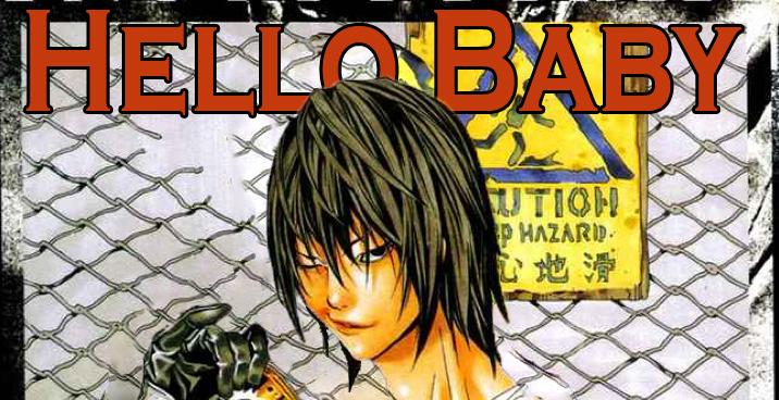Featured image for Manga Review: Hello Baby (Takeshi Obata X Masanori Morita)