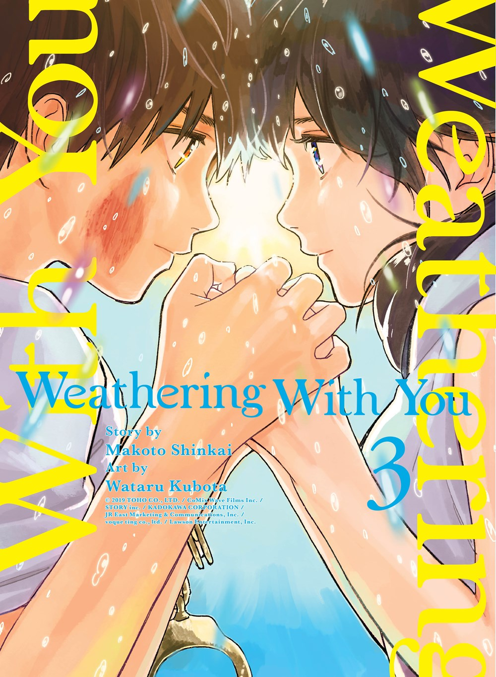 Featured image for Weathering With You Volume 3 Review