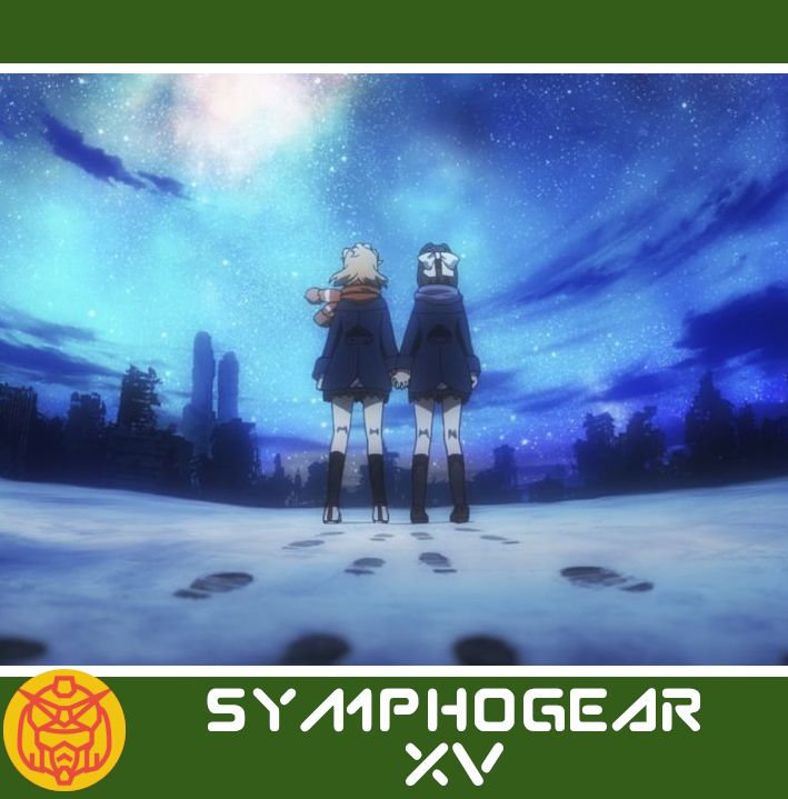 Featured image for Symphogear XV – The Lackluster Finale