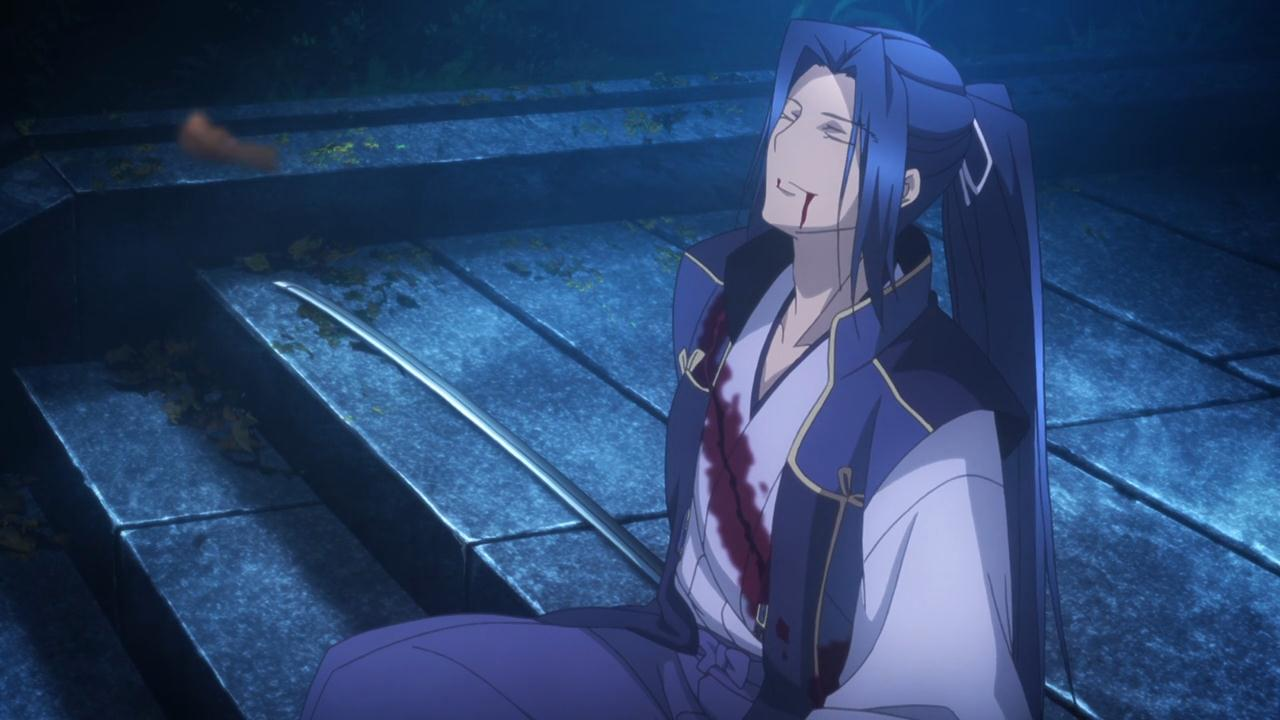 Featured image for Fate/stay night Unlimited Blade Works 23