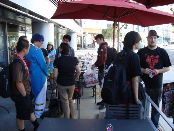 Featured image for Anime Expo 2011