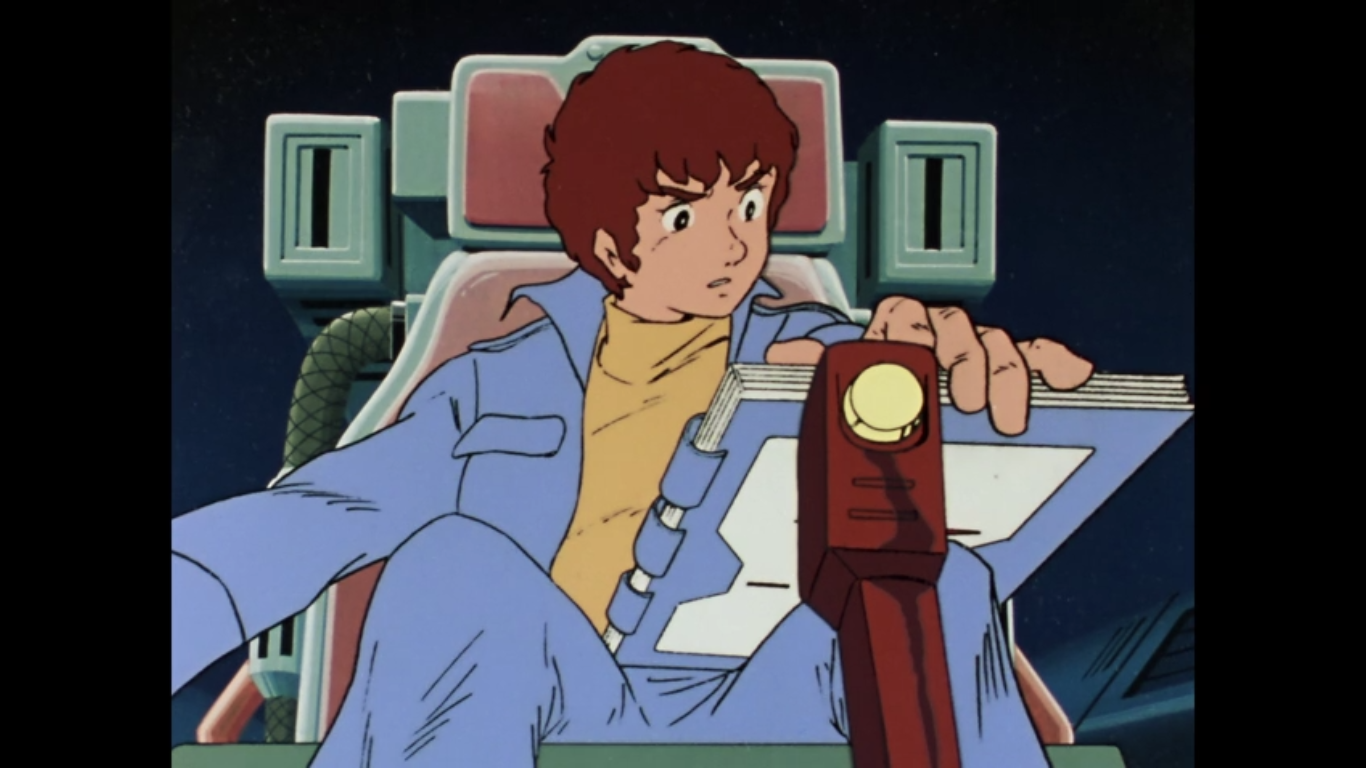 Featured image for Mobile Suit Gundam Episode 1: Attack on Side 7