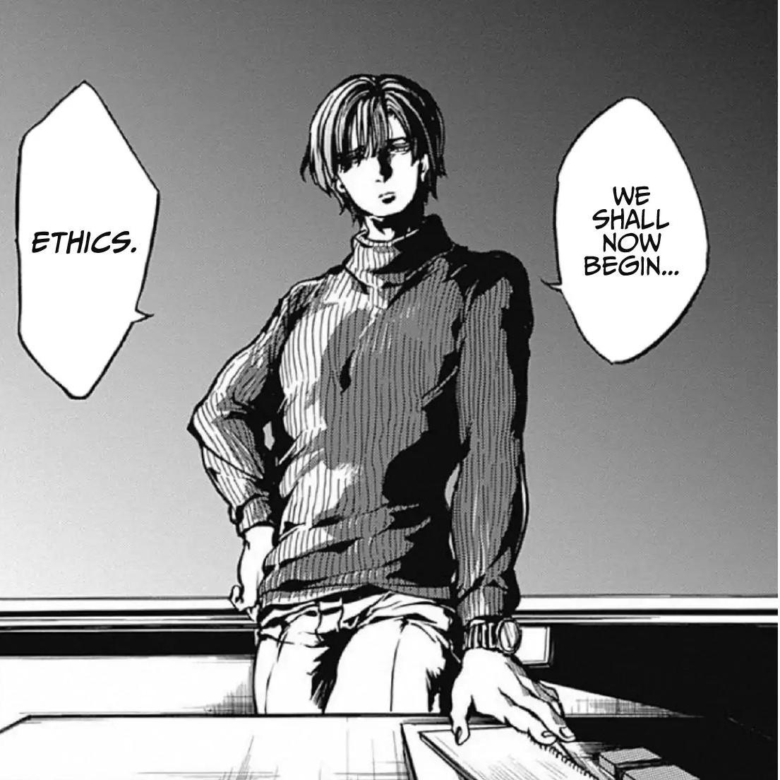 Featured image for Ethics Class | Koko wa Ima kara Rinri desu (From now on we begin ethics) Manga