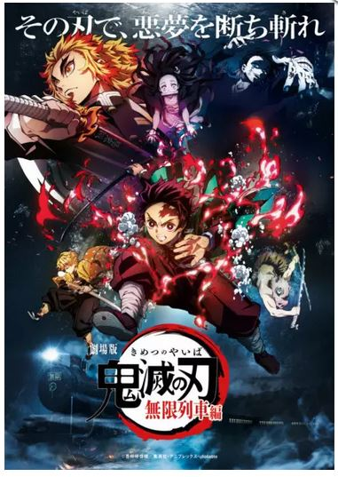 Featured image for Demon Slayer Movie