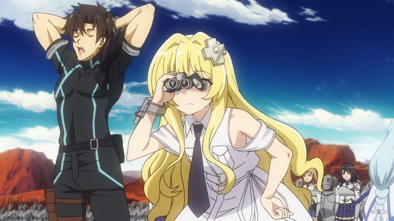 Featured image for Sentouin, Hakenshimasu! Episode #04