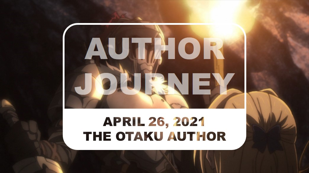 Featured image for Author Journey (April 26, 2021)