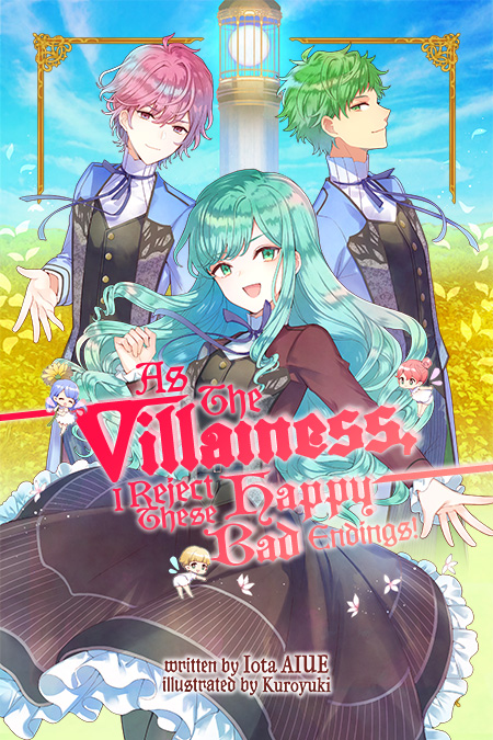 Featured image for As The Villainess, I Reject These Happy-Bad Endings! Review
