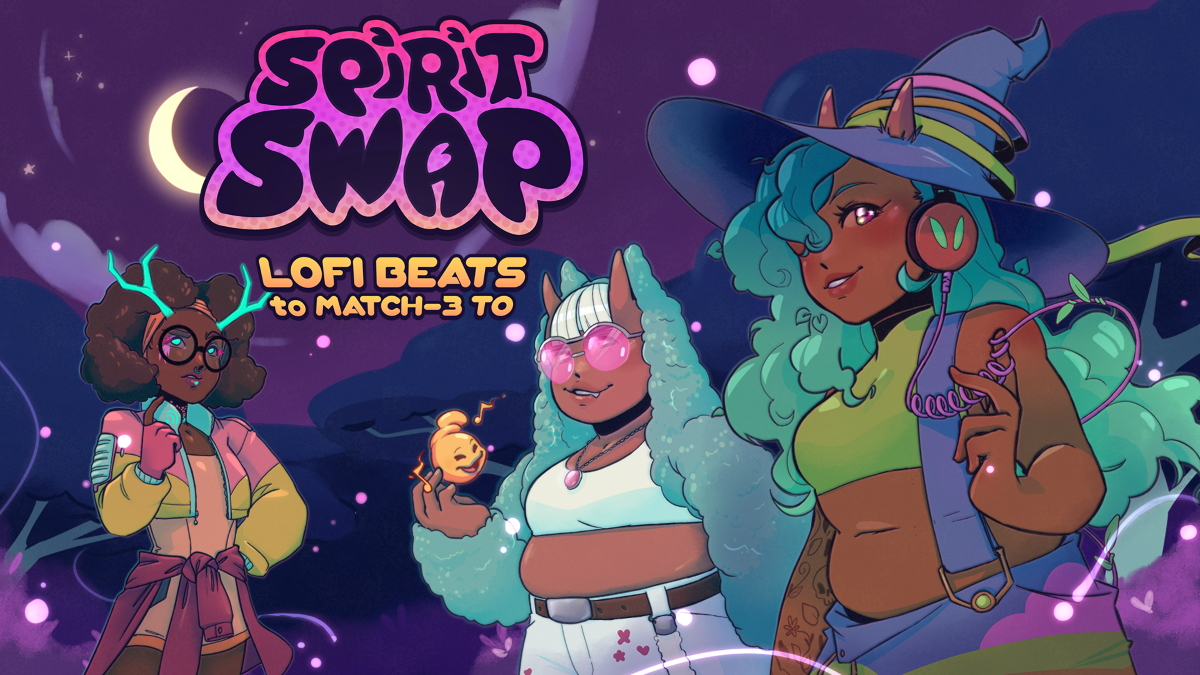 Featured image for Melanin Friendly Games – Spirit Swap