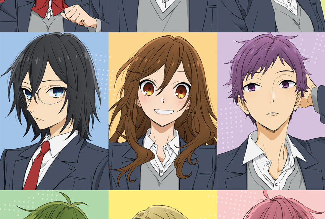 Featured image for Horimiya – Anime Review