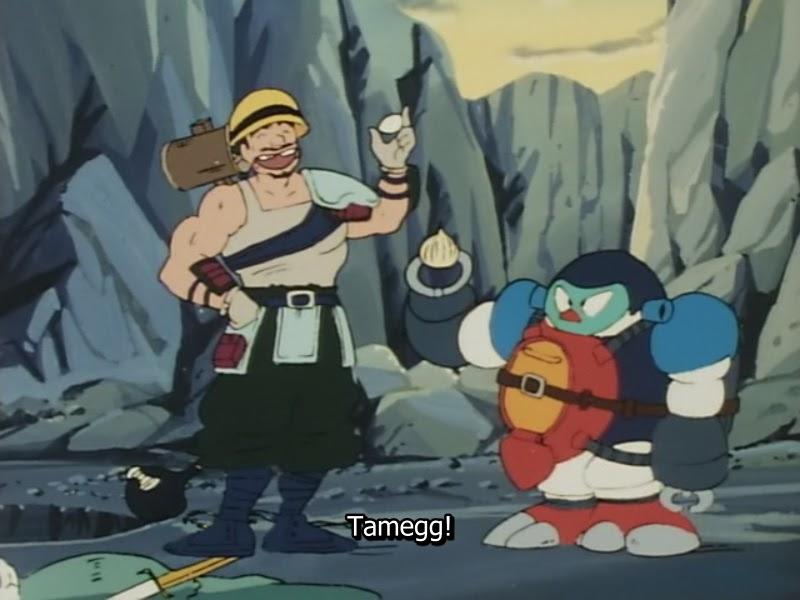 Featured image for Choriki Robo Galatt - Episode 7