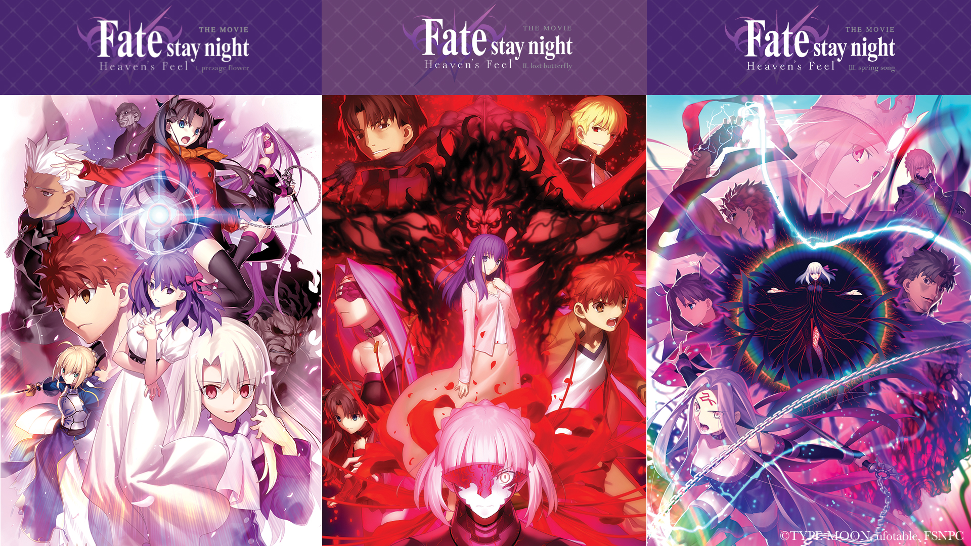 Featured image for Fate/Stay Night: Heaven's Feel: A Hero of One